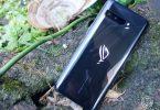 ROG Phone 3 Bagian Belakang