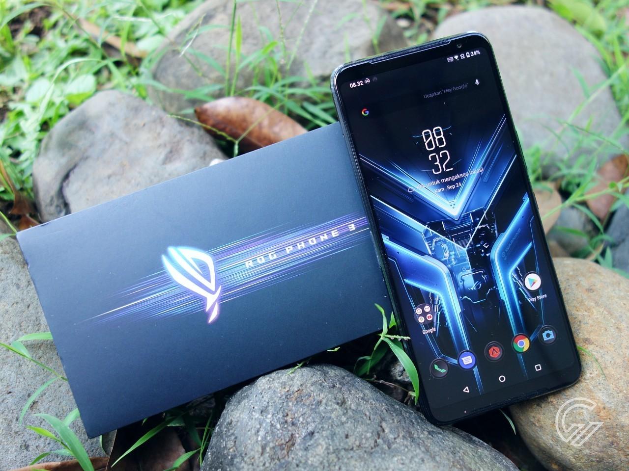 Review ASU ROG Phone 3 Hero Header