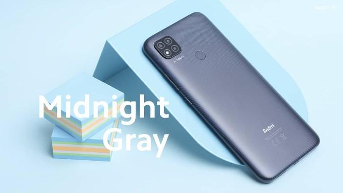 Redmi 9C Midnight Gray