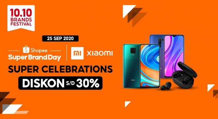 Shopee SuperBrand Day 25 Feature