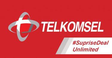 Telkomsel SurpriseDeal Logo