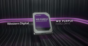 Western Digital Purple Drive Header