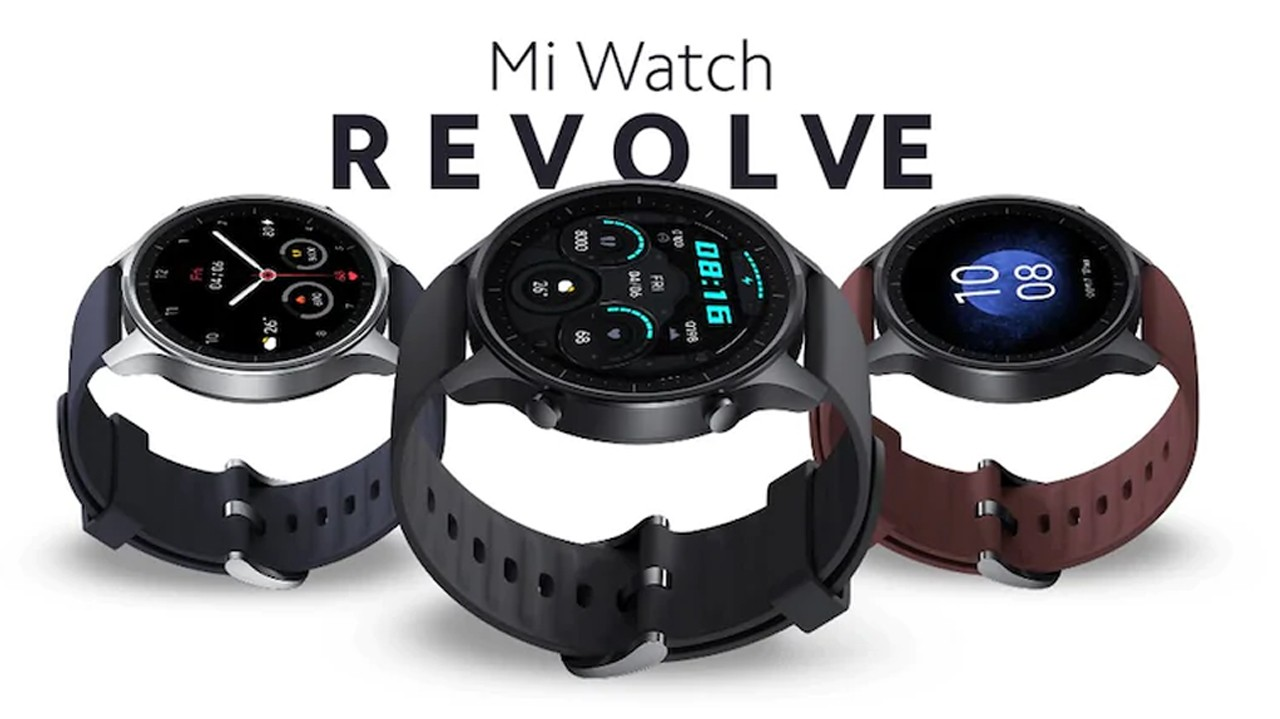 Xiaomi Mi Watch Revolve Feature