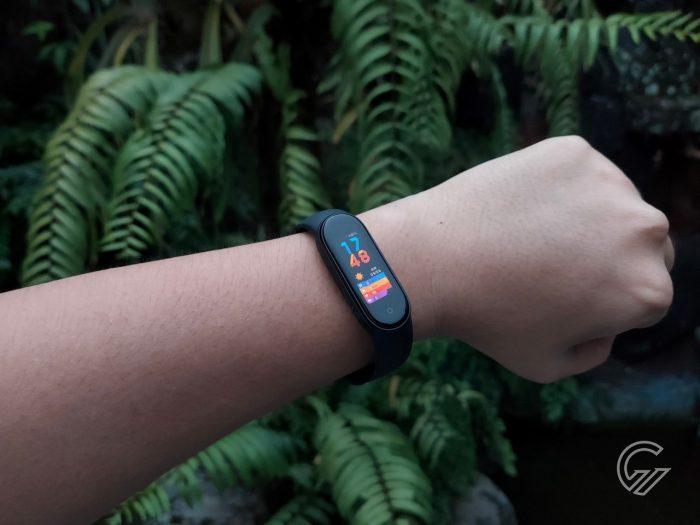 Xiaomi-MiBand5-Wear