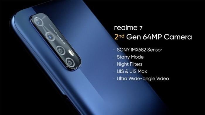 realme 7 Camera