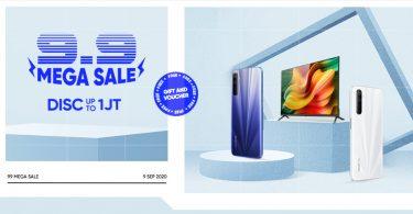 realme 99 Mega Sale Feature