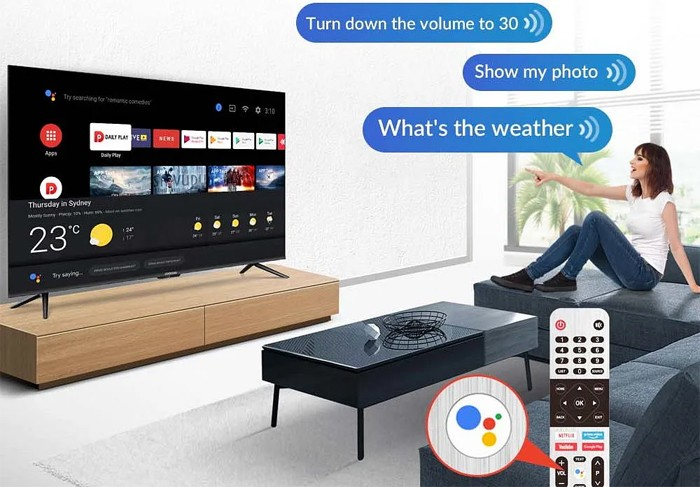Coocaa CUC7500 Smart TV