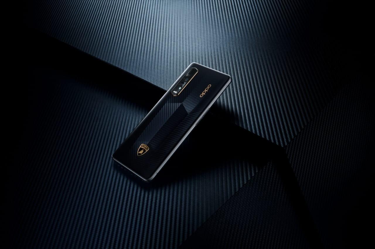 Find X2 Pro Lamborghini Feature