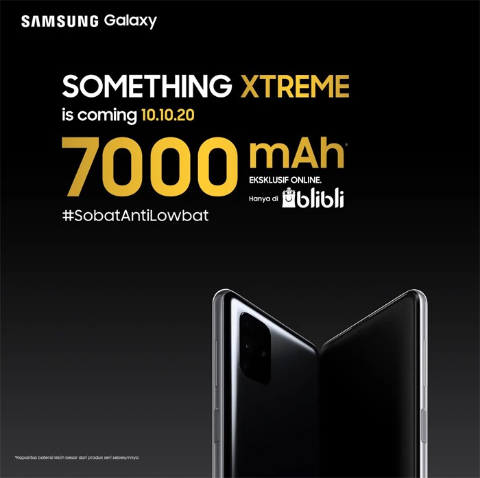 Galaxy M51 Poster