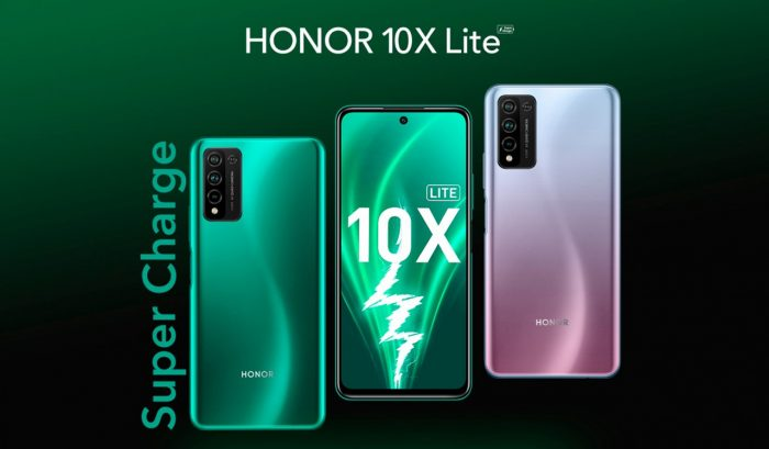 HONOR 10X Lite SuperCharge