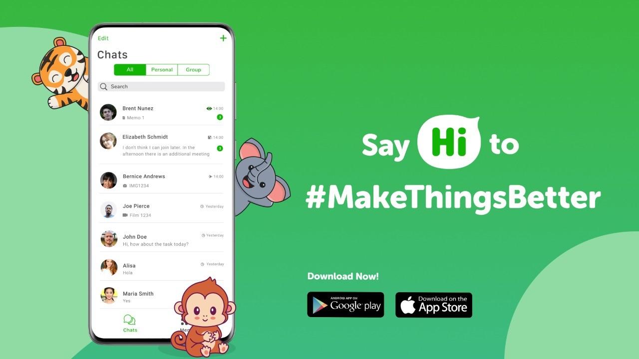 Hi App Apps Store
