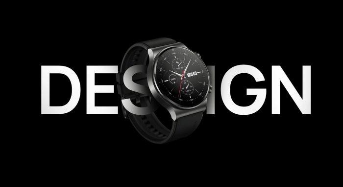 Huawei Watch GT 2 Pro Design