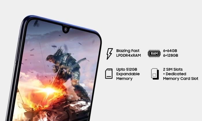 Kelebihan Samsung Galaxy F41 Kinerja