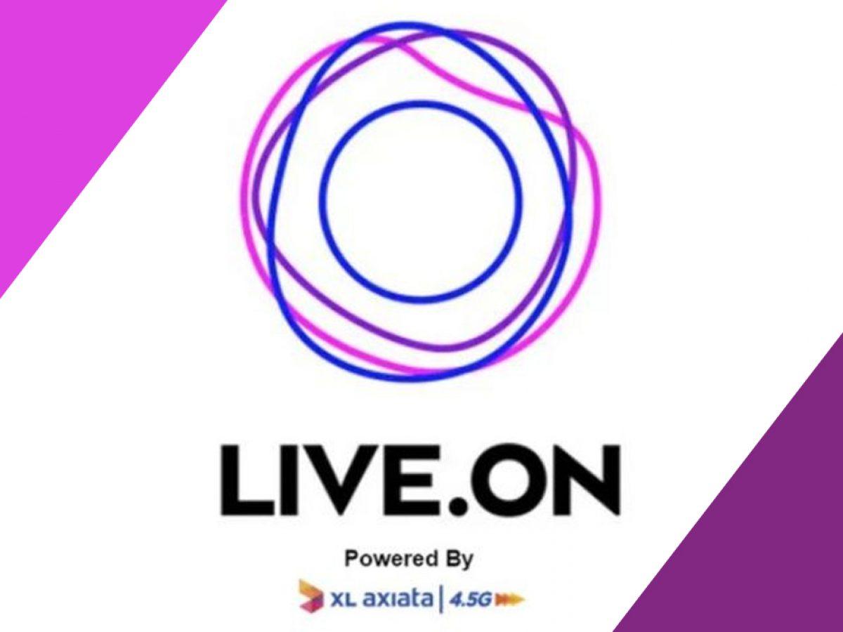 XL Axiata Luncurkan Layanan Digital Live.On dengan Paket 50 GB | Gadgetren