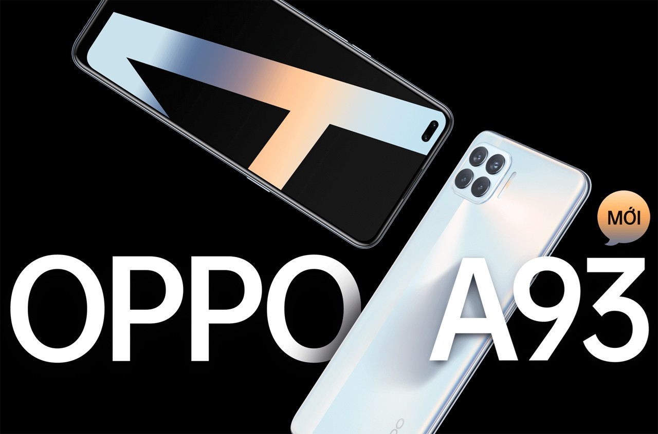 OPPO A93 Feature