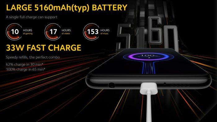 POCO X3 NFC Baterai