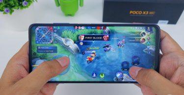 POCO X3 NFC Gaming