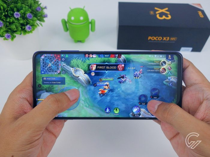 POCO X3 NFC Vs realme 7 - Gaming