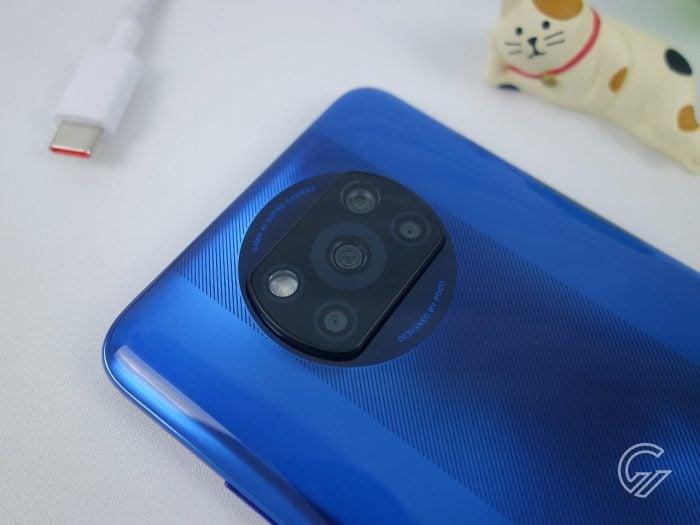 POCO X3 Pro Vs POCO X3 NFC Kamera