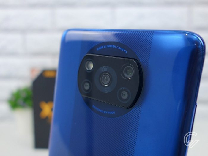 POCO X3 NFC Modul Kamera