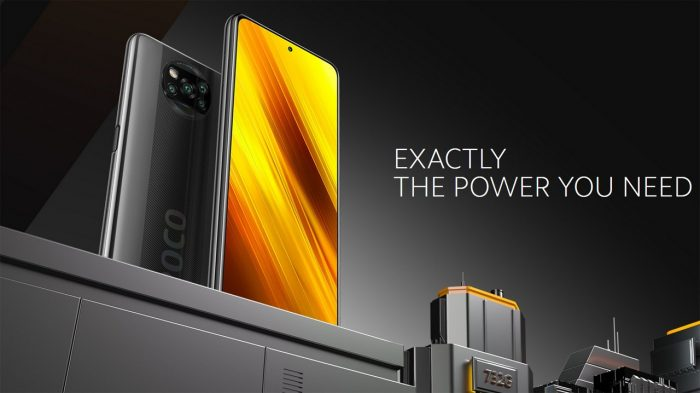 POCO-X3-NFC-Power