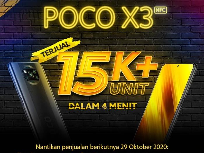 POCO-X3-NFC-Terjual-15K-unit-