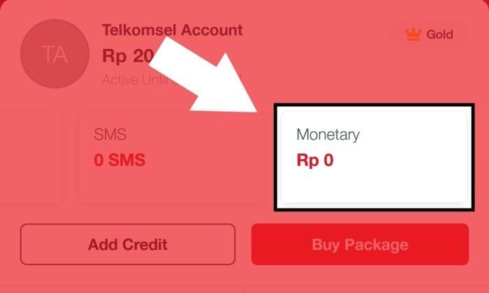 Paket Pulsa 50000 Telkomsel - Cek