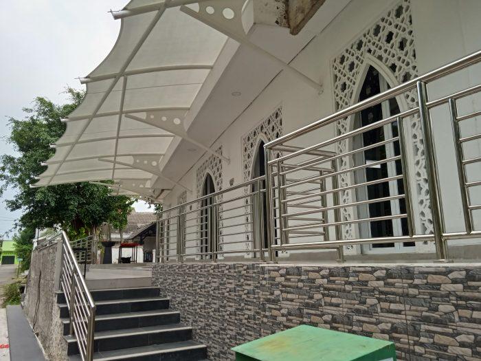 Redmi 9C Kamera Belakang Masjid