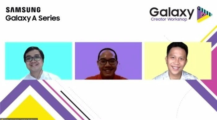 Samsung Galaxy Creator Workshop
