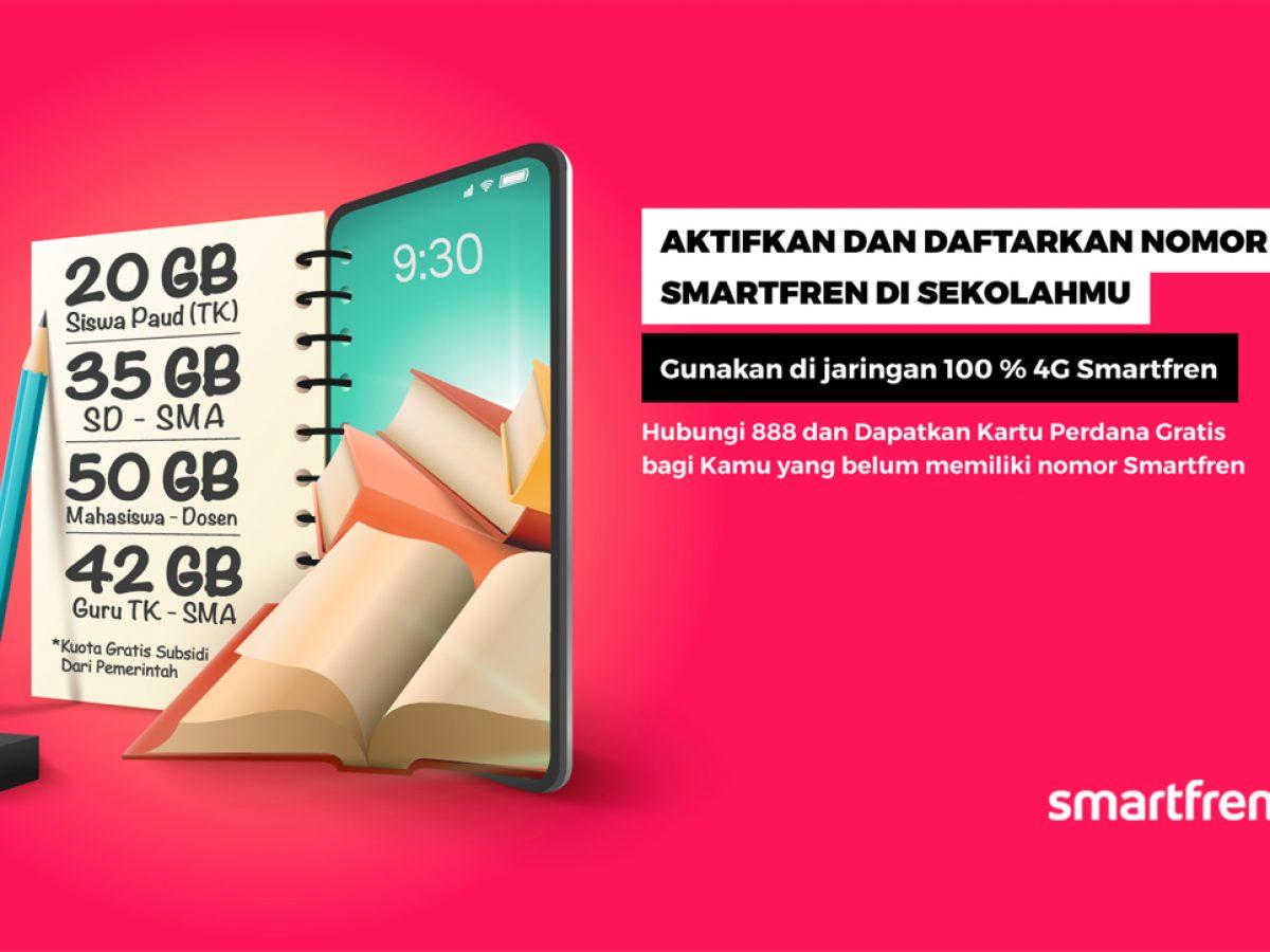 Apa Itu Kuota Belajar Smartfren Bisa Digunakan Untuk Aplikasi Mana Saja Gadgetren