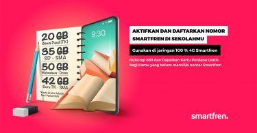 Smartfren Kuota Belajar