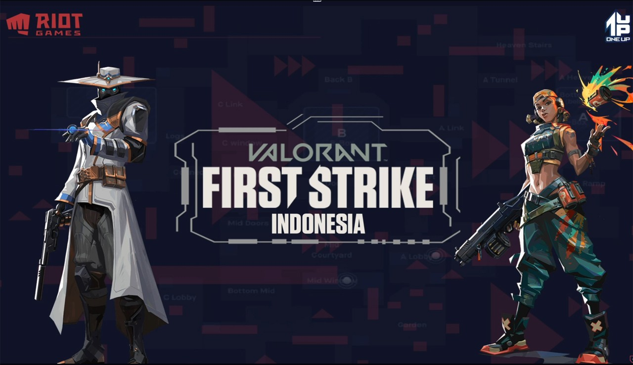 Fitur Valorant First Strike Indonesia