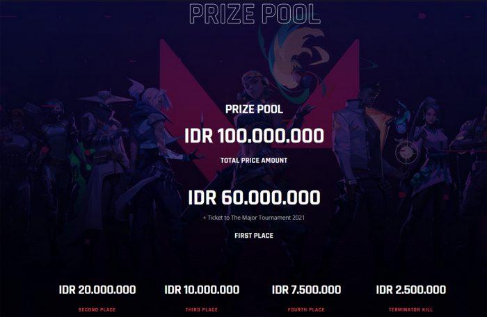 Valorant First Strike Indonesia Prize