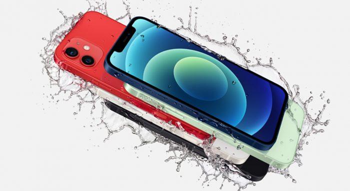 iPhone 12 Mini Water ressist