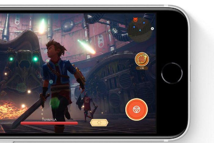 iPhone-SE-2020-gaming
