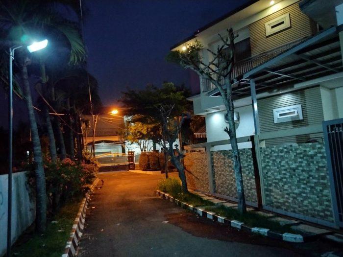 realme C17 Kamera Belakang Malam Nightscape