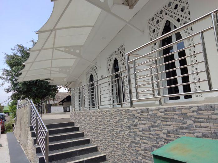 realme C17 Kamera Belakang Masjid