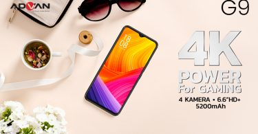 ADVAN G9 Feature