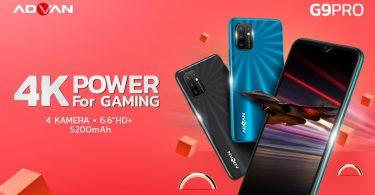 ADVAN G9 Pro Feature