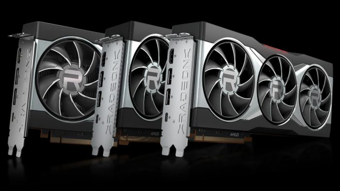 AMD Radeon RX 6000 Series All