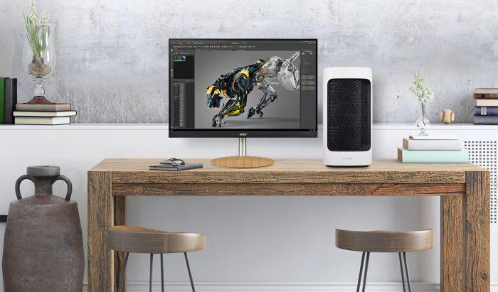Acer ConceptD 300 Meja