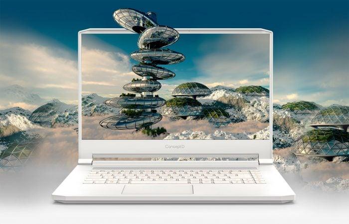 Acer ConceptD 7 Pro ok