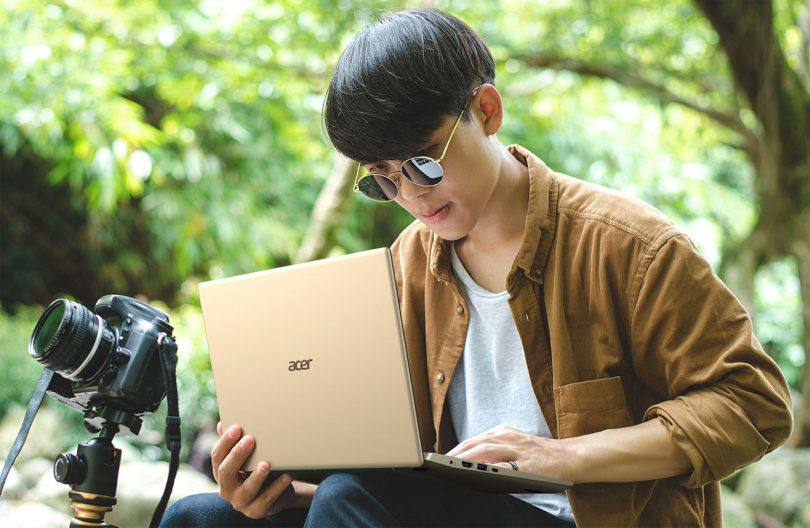 Acer Swift 3X Edit