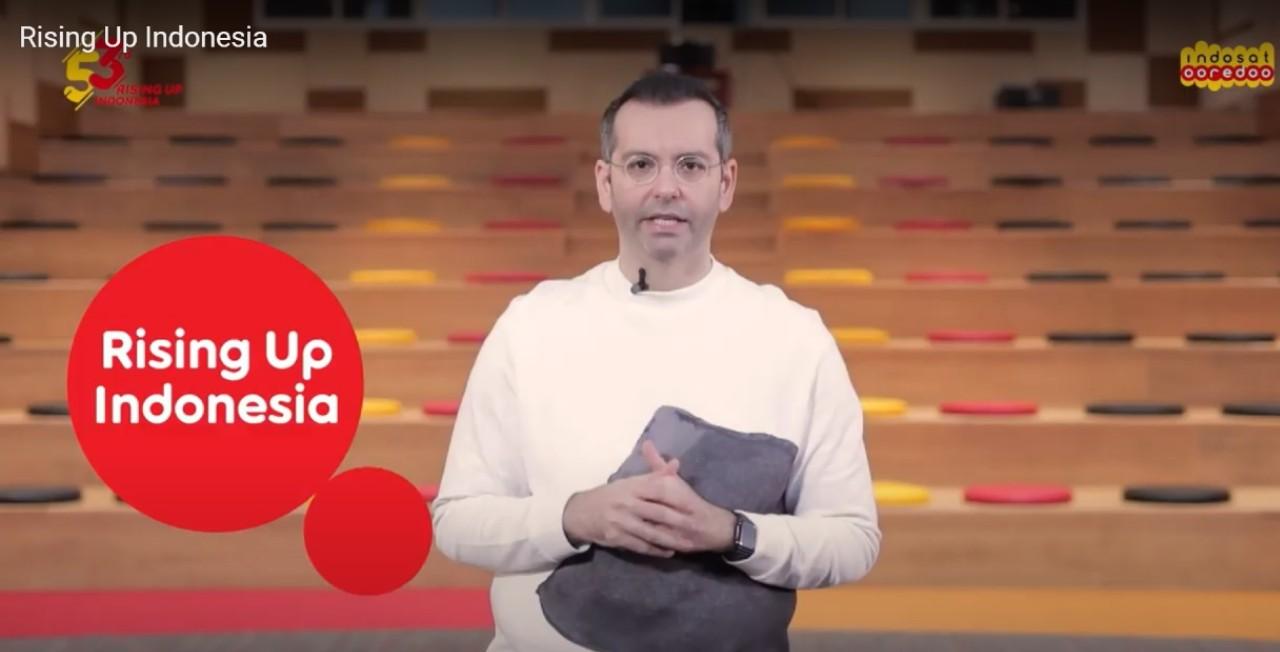 Ahmad-al-Neama-Indosat-Ooredoo-53rd-Speech