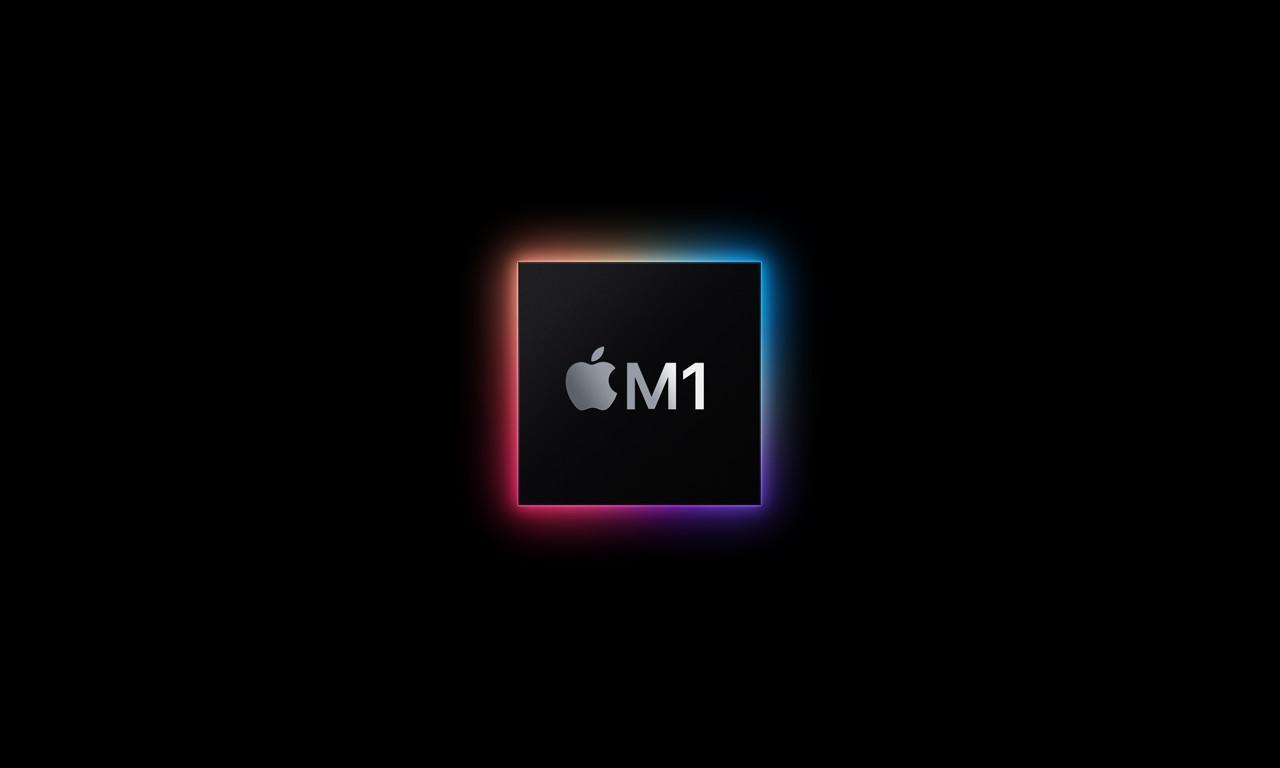 Apple M1 Chip Header