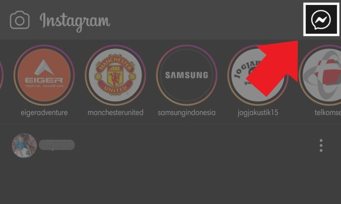 Cara Mengubah Tema Obrolan di Instagram - 2