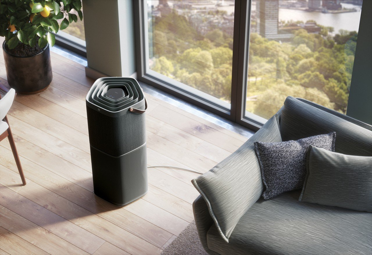 Electrolux Air Purifier Pure A9 Feature