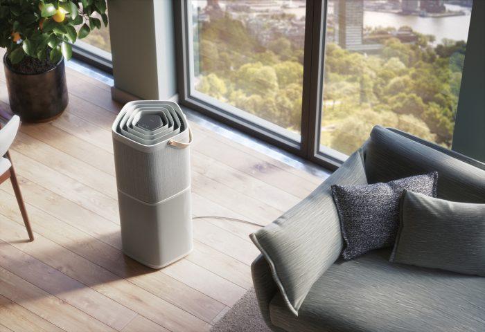 Electrolux Air Purifier Pure A9 Header