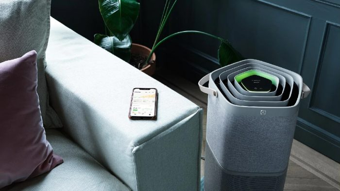 Electrolux Air Purifier Pure A9 Smartphone