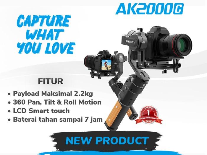 FeiyuTech-AK2000C-Fitur.